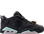 Girls' Grade School Air Jordan Retro 6 Low (3.5y-9.5y) Basketball Shoes