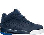 Boys' Grade School Air Jordan New School Basketball Shoes