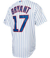 Men's Majestic Chicago Cubs MLB Kris Bryant Replica Jersey