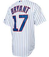 Men's Majestic Chicago Cubs MLB Kris Bryant Replica Jersey