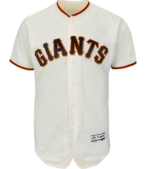 Men's Majestic San Francisco Giants MLB Team Replica Jersey