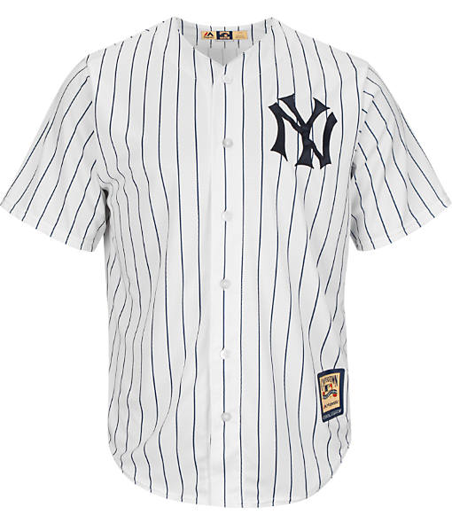Men's Majestic New York Yankees MLB Team Replica Jersey