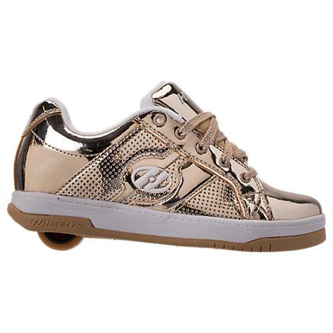 Girls' Grade School Heelys Split Wheeled Skate Shoes