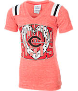 Kids' New Era Cincinnati Reds MLB Fan T-Shirt