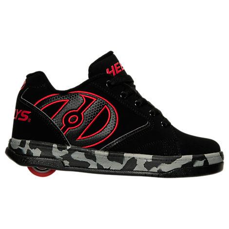 Boys' Grade School Heelys Propel 2.0 Wheeled Skate Shoes