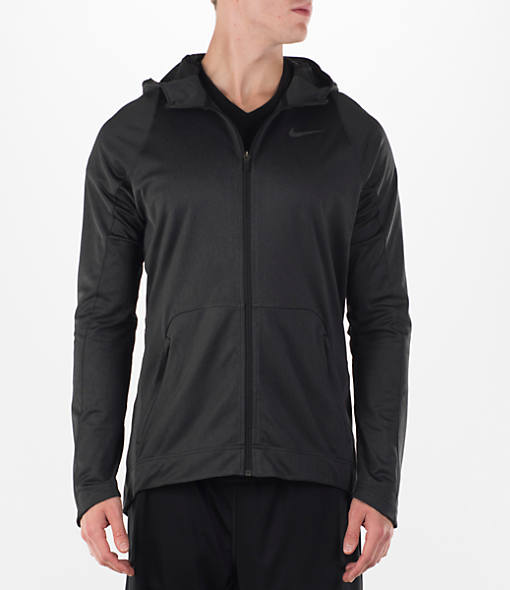 Men's Nike HyperElite Hooded Basketball Hoodie