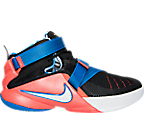 Boys' Grade School Nike LeBron Soldier 9 Basketball Shoes