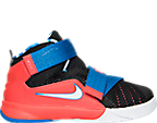 Boys' Toddler Nike Lebron Soldier 9 Basketball Shoes
