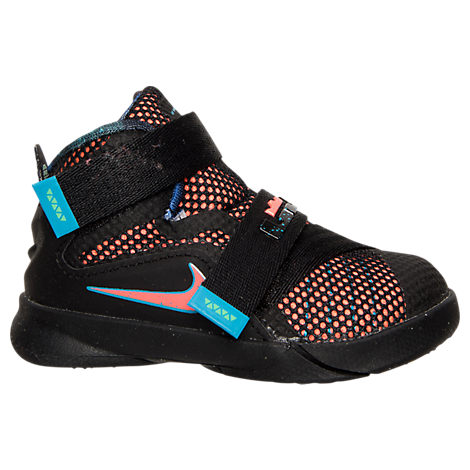 Boys' Toddler Nike Lebron Soldier 9 Basketball Shoes