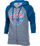 Women's New Era Buffalo Bills NFL Raglan Hoodie