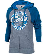 Women's New Era Indianapolis Colts NFL Raglan Hoodie