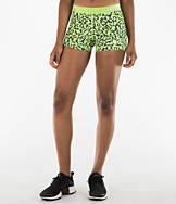 Women's Nike Pro Cool 3 Inch Printed Training Shorts
