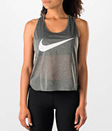 Women's Nike Run Free Cool Swoosh Running Tank