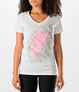 Women's Nike Frequency V-Neck T-Shirt