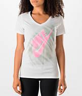 Women's Nike Frequency V-Neck T-Shirt