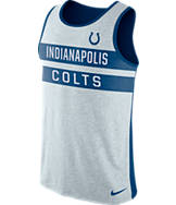 Men's Nike Indianapolis Colts NFL Striped Tank