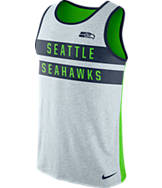 Men's Nike Seattle Seahawks NFL Striped Tank