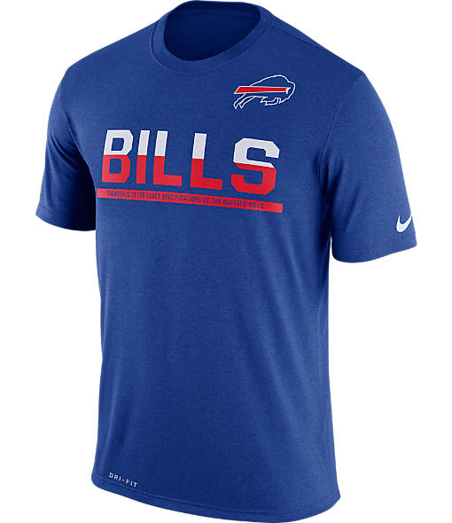Men's Nike Buffalo Bills NFL Practice T-Shirt