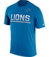 Men's Nike Detroit Lions NFL Practice T-Shirt
