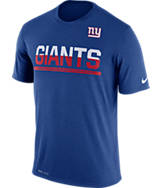 Men's Nike New York Giants NFL Practice T-Shirt
