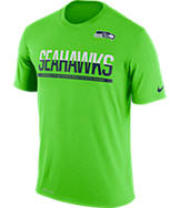 Men's Nike Seattle Seahawks NFL Practice T-Shirt