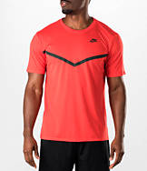 Men's Nike Futura Mesh Tri-Blend T-Shirt