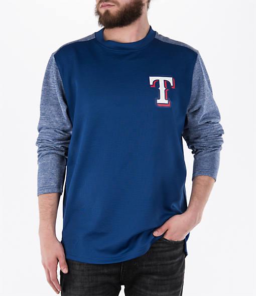 Men's Nike Texas Rangers MLB GM Therma Hoodie