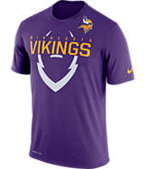 Men's Nike Minnesota Vikings NFL Icon T-Shirt