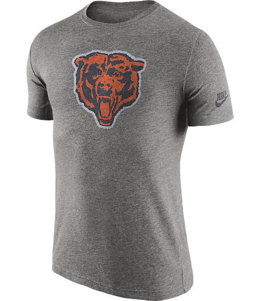 Men's Nike Chicago Bears NFL Historic Logo T-Shirt
