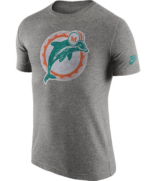 Men's Nike Miami Dolphins NFL Historic Logo T-Shirt