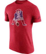 Men's Nike New England Patriots NFL Historic Logo T-Shirt