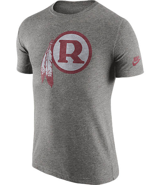 Men's Nike Washington Redskins NFL Historic Logo T-Shirt