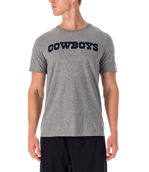 Men's Nike Dallas Cowboys NFL Wordmark T-Shirt
