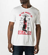 Men's Air Jordan In The Midst of Greatness T-Shirt