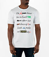 Men's Air Jordan Greatest On Earth T-Shirt