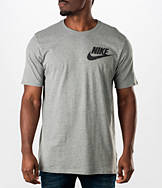 Men's Nike Futura Drop Hem T-Shirt