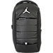 Front view of Jordan All World Mini Backpack in Black