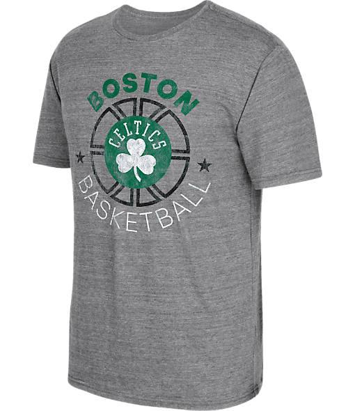 Men's adidas Boston Celtics NBA Double Dribble Short-Sleeve T-Shirt