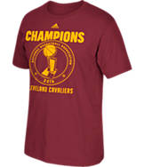 Men's adidas Cleveland Cavaliers NBA 2016 Roster Champ T-shirt