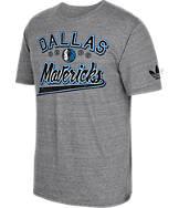 Men's adidas Dallas Mavericks NBA Great Logos T-Shirt
