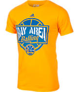 Men's adidas Golden State Warriors NBA Ballin T-Shirt