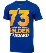 Men's adidas Golden State Warriors NBA Golden Standard T-Shirt