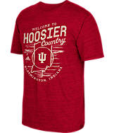 Men's adidas Indiana Hoosiers College Traditional Tri-Blend T-Shirt
