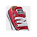 Front view of Kids' Toddler Converse Chuck Taylor Ox Casual Shoes in Red