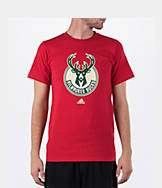 Men's adidas Milwaukee Bucks NBA Primary T-Shirt