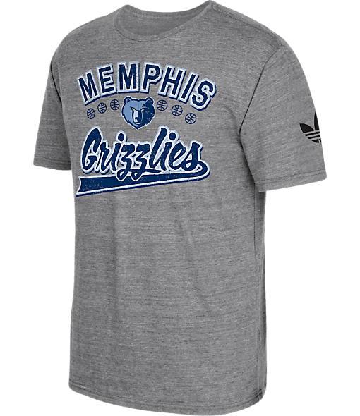 Men's adidas Memphis Grizzlies NBA Great Logos T-Shirt