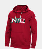 Men's adidas Northern Illinois Huskies College Sideline Hustle Hoodie