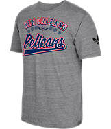 Men's adidas New Orleans Pelicans NBA Great Logos T-Shirt