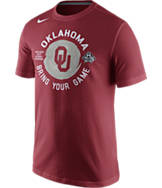 Men's Nike Oklahoma Sooners College Final Four 2016 Top of the Ladder T-Shirt