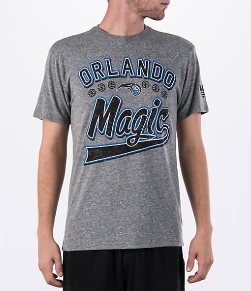 Men's adidas Orlando Magic NBA Great Logos T-Shirt